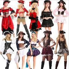 Female Pirate Halloween Costume Aliexpress Buy 2017 Women Pirate Costume