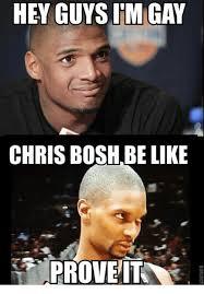Chris Bosh Meme - 25 best memes about bosh bosh memes