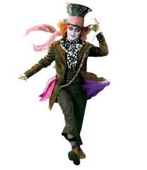 Mad Hatter Halloween Costume Johnny Depp Mad Hatter Costume Mad Hatter Johnny Depp