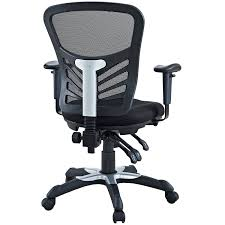 amazon com modway articulate mesh office chair kitchen