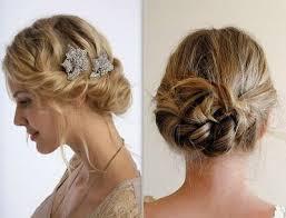 model sanggul rambut pendek 5 inspirasi model rambut untuk wisuda yang bisa dibikin sendiri