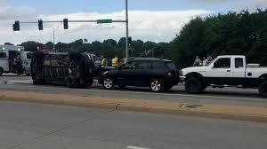 la vista crash sends one driver to the hospital
