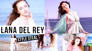 lana del rey high by the beach style steal youtube