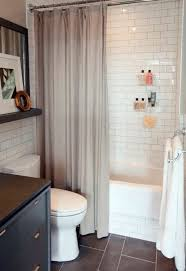 shower curtain ideas for small bathrooms small bathroom set up take the challenge on fresh design pedia