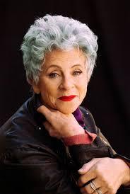 perms for older grey hair women gray haired women graisy locks pinterest gray hair hair
