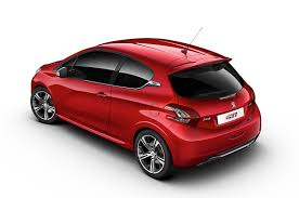 peugeot 208 trunk can i fit a bike box in a peugeot 208