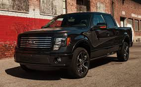 Harley Textured Black Paint - 2012 ford f 150 supercrew harley davidson edition first test