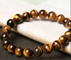 men jewelry bracelet images Natural african tiger eye stone 8mm beads men jewelry bracelet jpg