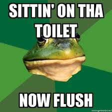Sittin On Tha Toilet Meme - image 31438 sittin on tha toilet know your meme