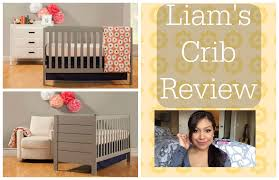 baby modena 3 in 1 crib review youtube