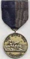 civil war caign medal