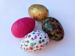 Decorating Easter Eggs Decoupage by Decoupage Eggs Decornotes