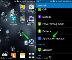 android safe mode how to turn on safe mode on android ubergizmo