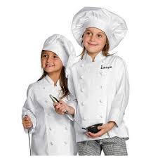 veste de cuisine homme personnalisable tablier enfant komsikomsa