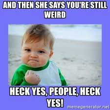 Yes Meme Picture - yes fist pump baby meme fist best of the funny meme