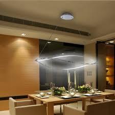 deckenle wohnzimmer lu mi led pendelleuchte höhenverstellbar küchen deckenleuchte