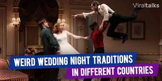 8 wedding traditions in different countries viraltalks