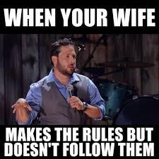 Internet Wife Meme - my wife does whatever she wants youtube