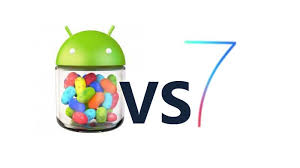 android jelly bean ios 7 vs android jelly bean 4 2 your mobile