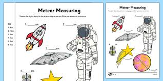 space worksheets primary resources space planets page 1