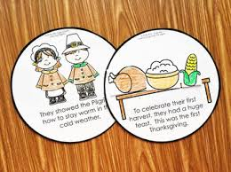 thanksgiving kindergarten interactive book by simply kinder tpt