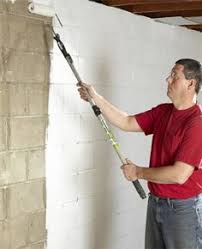 How To Finish A Fireplace - how to finish a basement wall foundation basements and basement