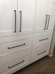 installing ikea kitchen cabinet handles how to install hardware like a pro ikea kitchen renovation