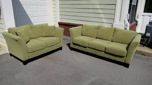 green couch and love seat1 jpg