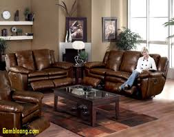 rustic living room furniture ideas with brown leather sofa living room awesome leather couch living room ideas leather