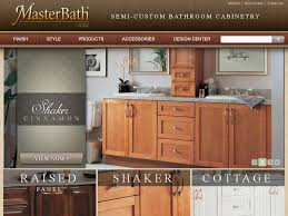 Custom Bathroom Vanities Online by Master Bathroom Cabinets Quotes Master Bath Bathroom Cabinets Tsc