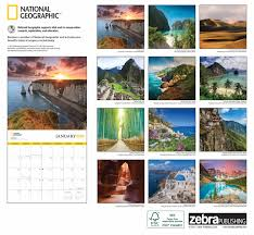 Beautiful Places On Earth by National Geographic Most Beautiful Places On Earth Deluxe Calendar