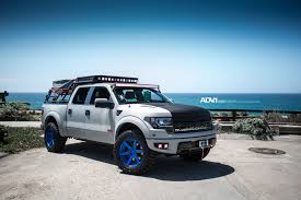 Ford Raptor Modified - white ford 150 svt raptor adv6 m v2 wheels adv 1 wheels