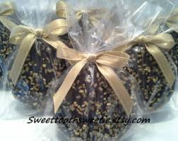 black tie party favors pink and gold chocolate covered oreos cookies pink and gold