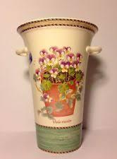 Wedgwood Vase Wedgwood Sarah U0027s Garden Vase 25cm Ebay