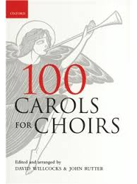 100 carols for choirs piano accompaniment sheet sheet