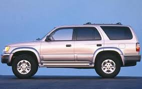 toyota 4runner model years used 1998 toyota 4runner for sale pricing features edmunds