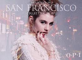 beauty review opi san francisco nail polish collection