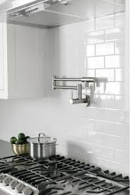 Pot Filler Kitchen Faucet Pot Fillers Traditional Pot Filler Kitchen Faucet From Dxv Pot
