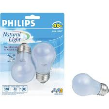 natural light light bulbs buy philips natural light a15 ceiling fan light bulb