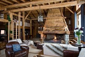 Deco Montagne Chalet Deco Chambre Montagne Chalet Villa Ct Pralong Courchevel