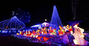 christmas light displays in ohio homey ideas christmas light displays in ohio pa nj massachusetts