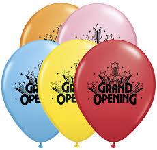 wholesale balloons grand opening wholesale balloon assortment