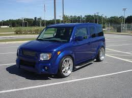Honda Element Japan Please Post Pics Of All The Elements On Staggered Fitment Wheels