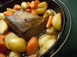 classic beef pot roast nutmeg notebook