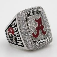 alabama class ring 2015 alabama crimson tide sec chionship rings chionship