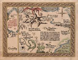 map hobbit image map web jpg the one wiki to rule them all fandom