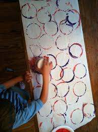 make your own wrapping paper mamascout make your own wrapping paper