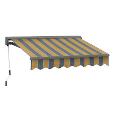 Images Of Retractable Awnings Advaning 8 Ft Classic C Series Semi Cassette Manual Retractable