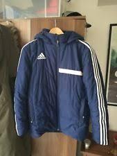 Football Bench Jackets Adidas Winter Jacket Ebay