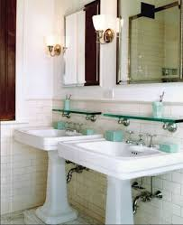 pedestal sink bathroom ideas artistic bathroom two pedestal sinks in master bath search